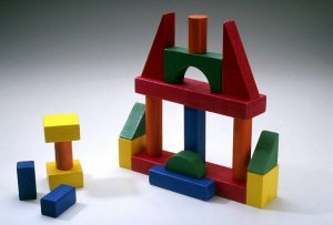 Building Blocks of Connections