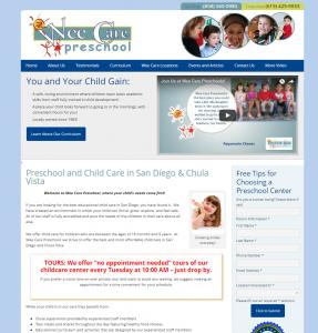 WeeCarePreschools.com