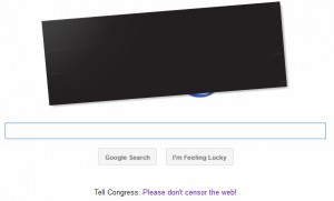 Google - Stop Online Piracy Act