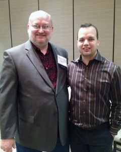 Jeff Fisher and Kevin Wilke (Online Marketing Expert)