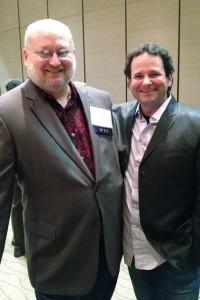 Jeff Fisher and Roland Frasier (marketing expert)