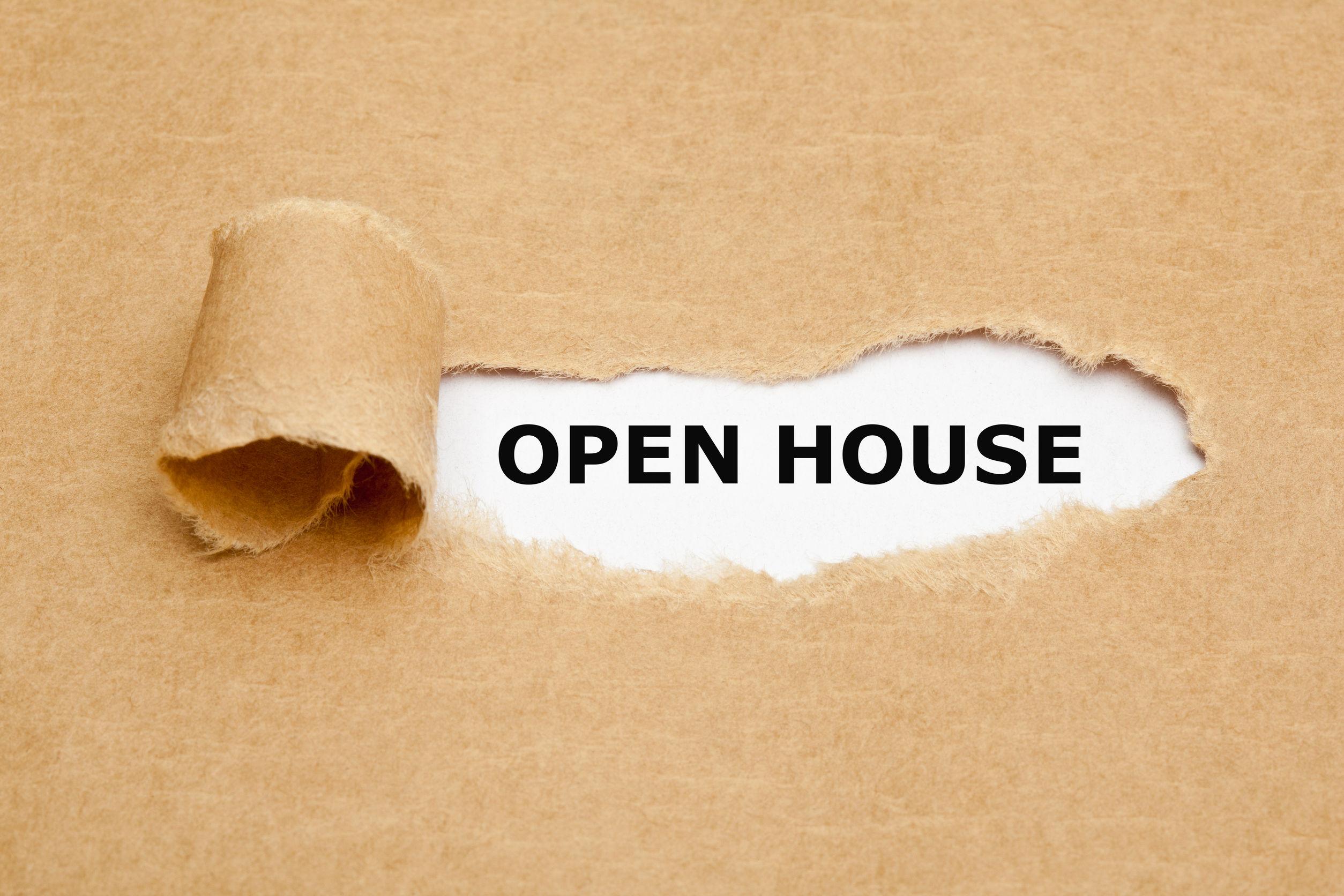 Profitable Open House