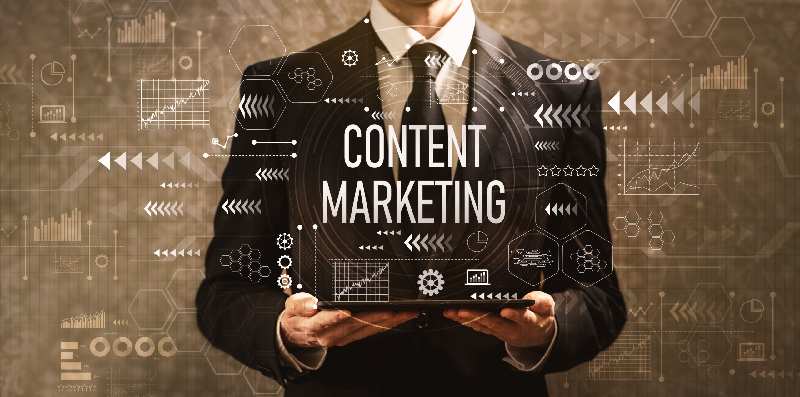 content marketing for child care