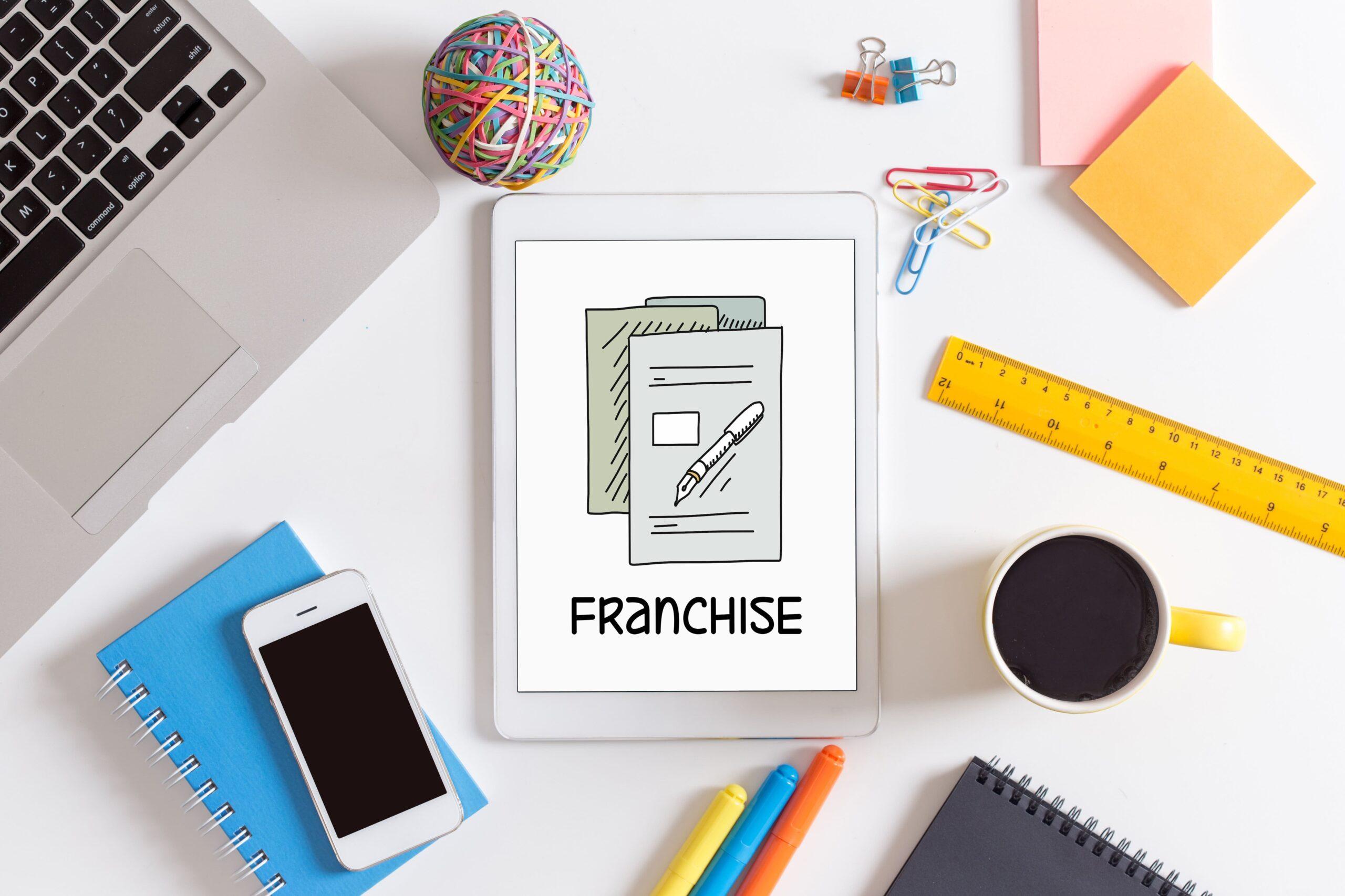 franchise concept, daycarer